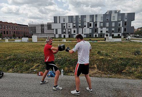 coach chez vous-boxe-entreprise-renforcement musculaire-cardio-perte de poids